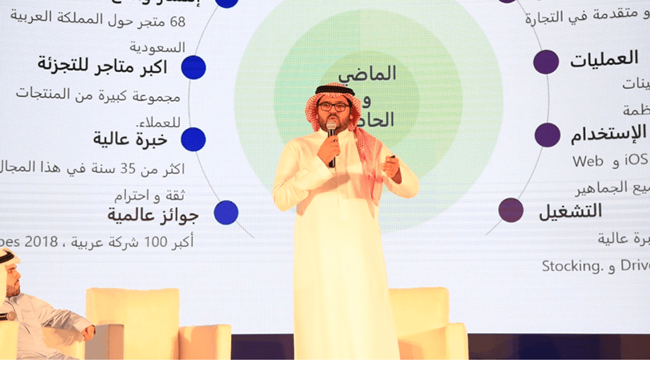 Danube Online shares glimpse into the future of eCommerce at Jeddah Chamber of Commerce Applications World Forum