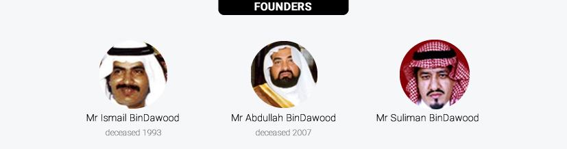 Founders Bindawood